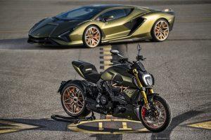 Pura velocidad Ducati Lambo 49