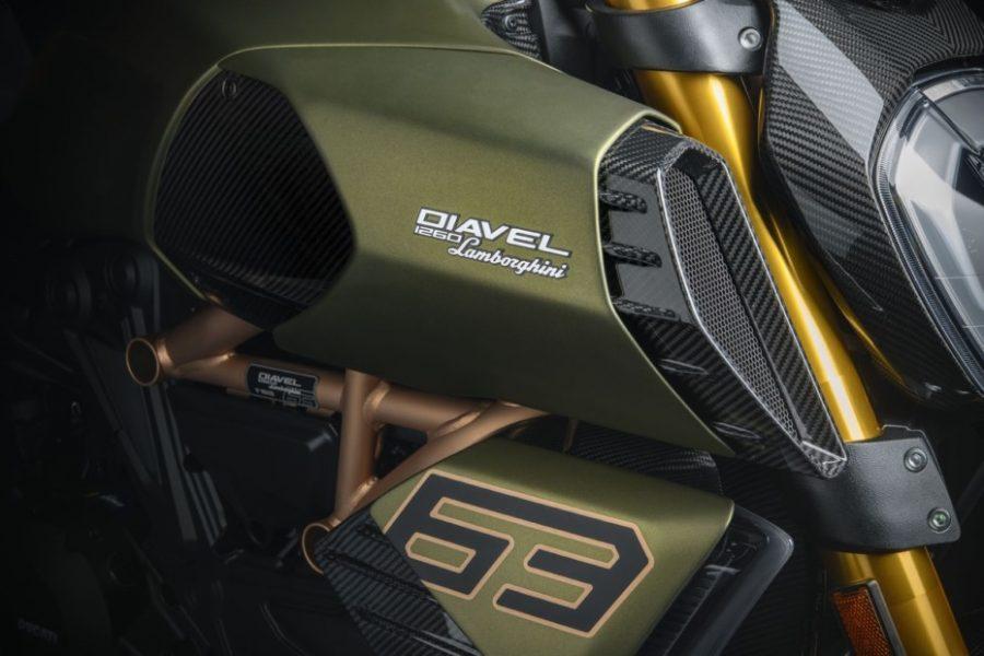 Pura velocidad Ducati Lambo 4