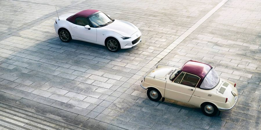 Mazda inicia la preventa de las ediciones 100 años 1