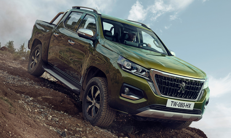 Peugeot Landtrek en Colombia solo en 2022