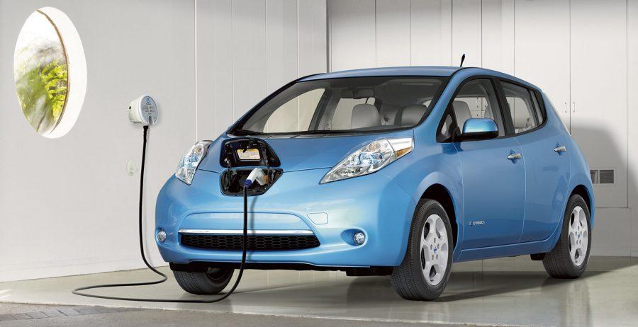 En 2040, la mitad de los autos nuevos serán eléctricos 2