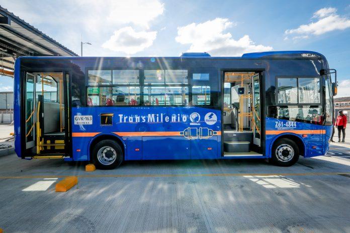 Otros 406 buses BYD-e para Bogotá 3