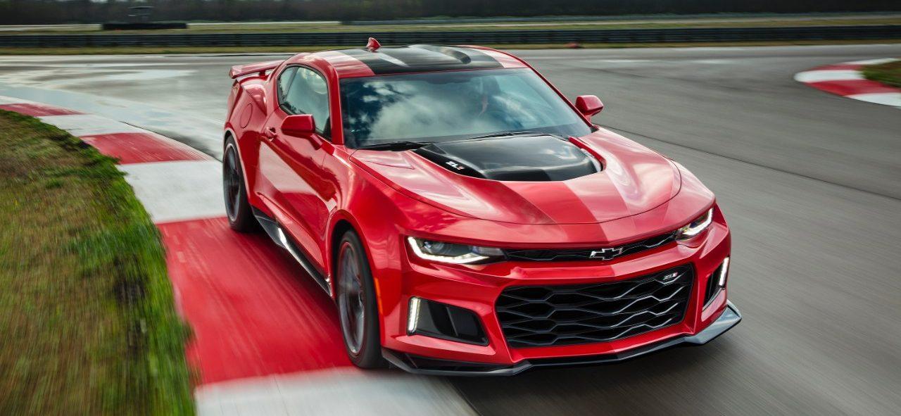 Prohíben el Chevrolet Camaro SS y ZL1 1