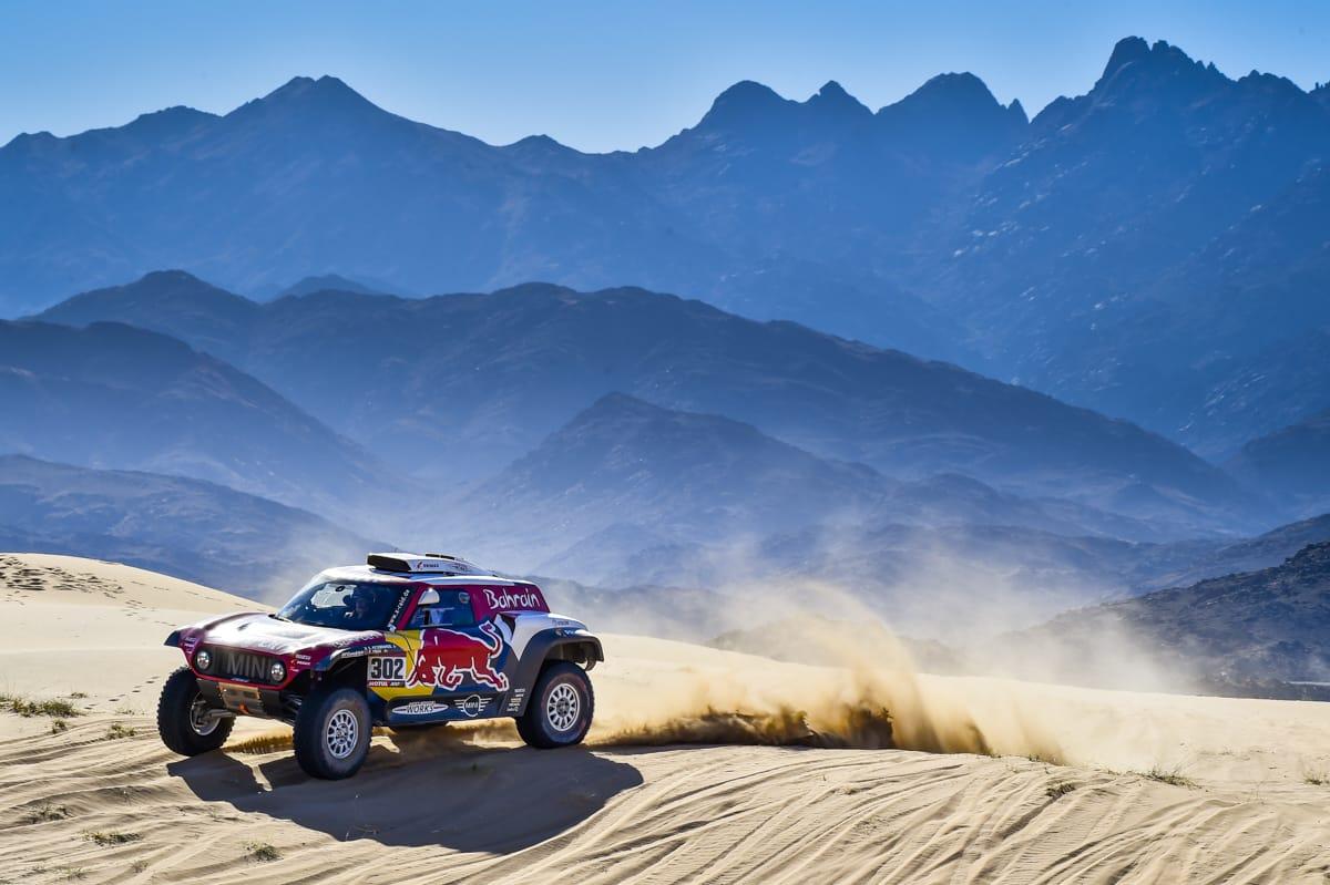 Colombia presente en el Dakar 2021 1
