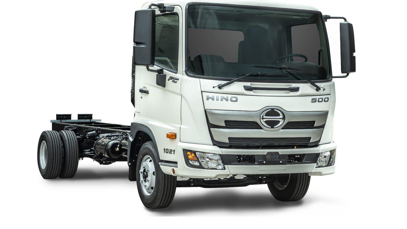 Se reinventa el Hino FC9J 1