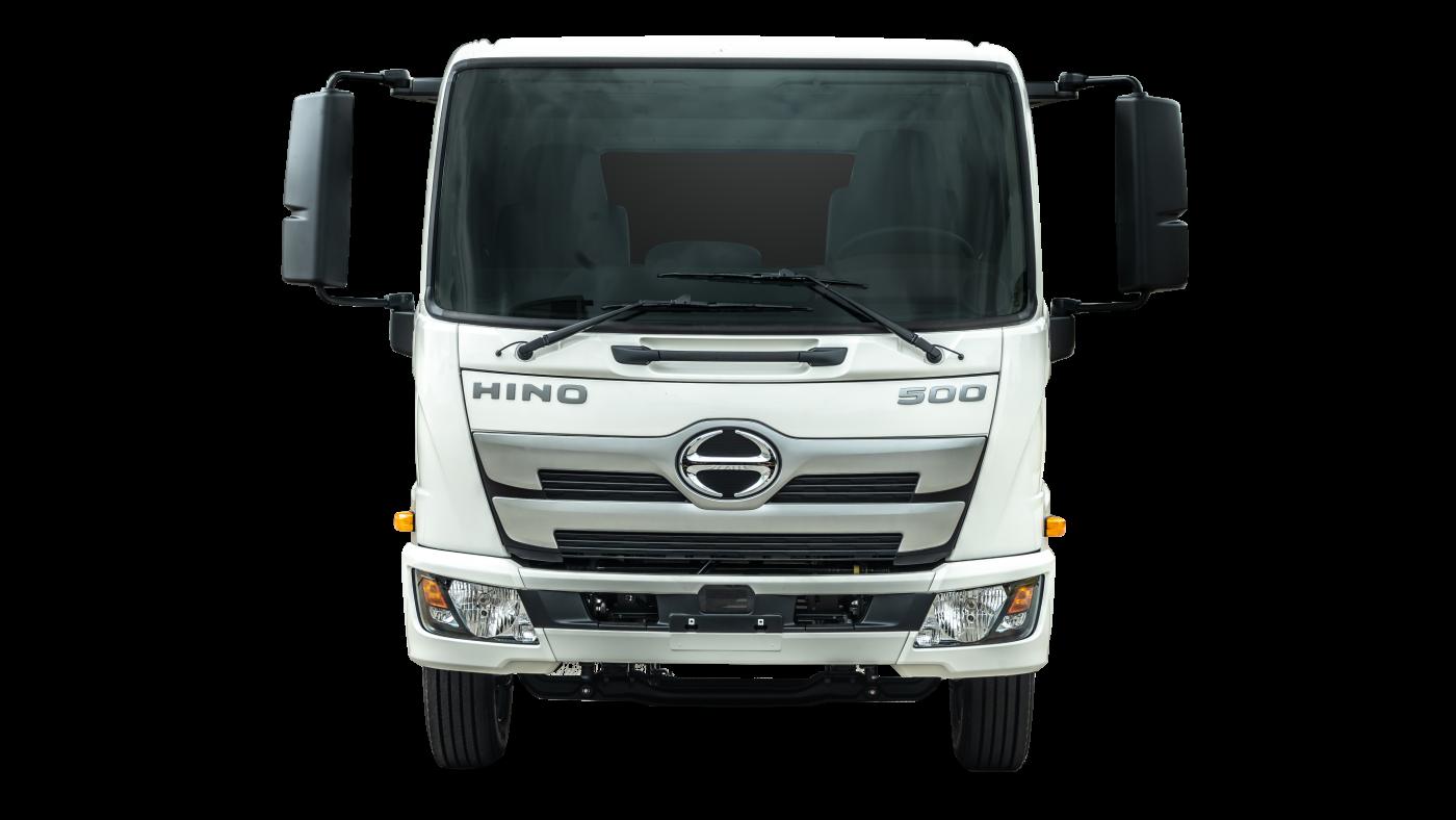 Se reinventa el Hino FC9J 2