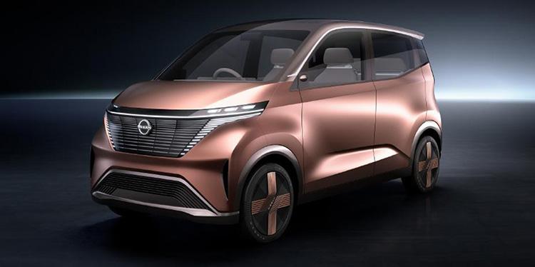 Doce Nissan que dibujan su camino eléctrico 12