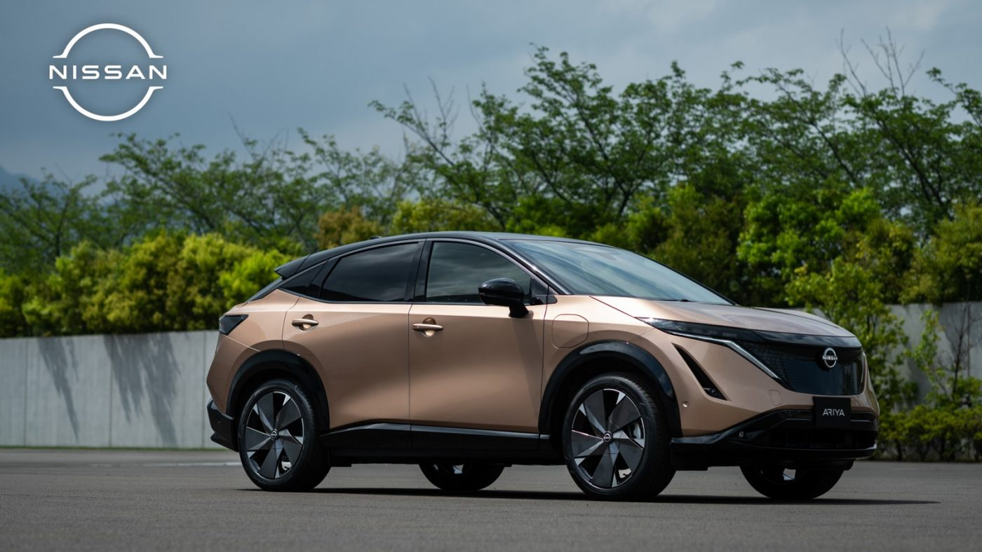 Doce Nissan que dibujan su camino eléctrico 1