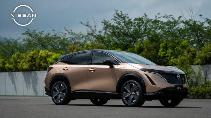 Doce Nissan que dibujan su camino eléctrico 6