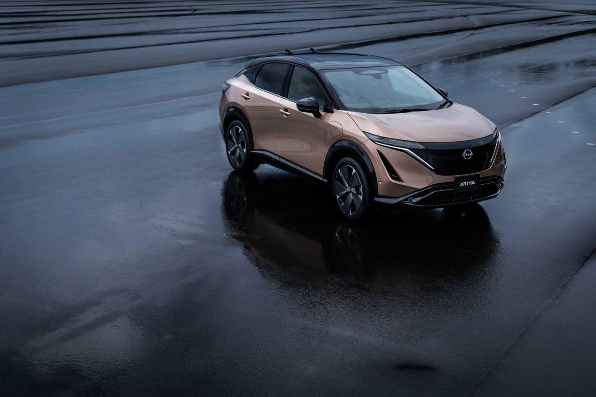 Doce Nissan que dibujan su camino eléctrico 13
