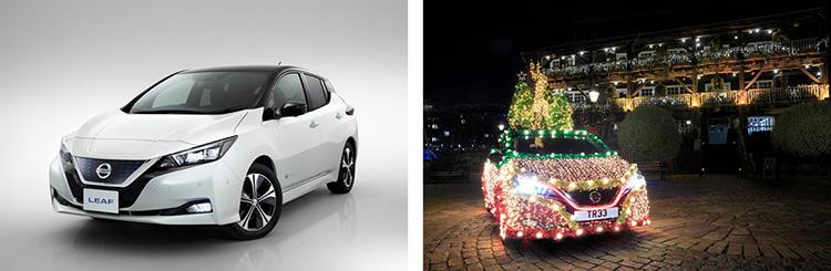 Doce Nissan que dibujan su camino eléctrico 10