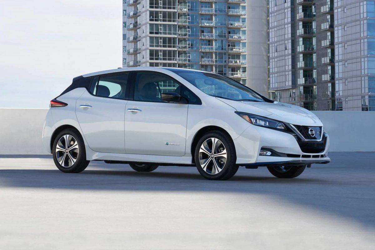 Diez años del Nissan Leaf 1