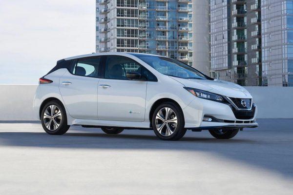 Diez años del Nissan Leaf 4