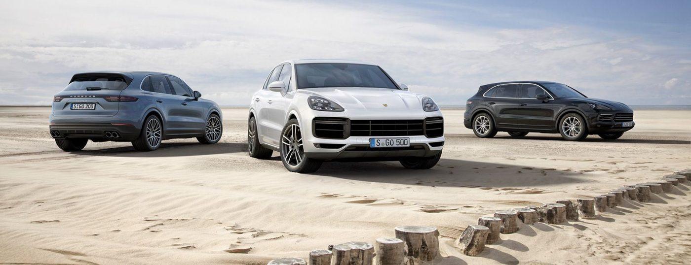 Cayenne, la salvación de Porsche 2