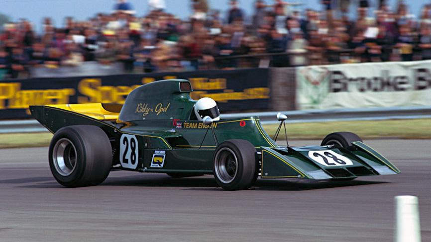 El primer colombiano en la F1 fue un Opel 5