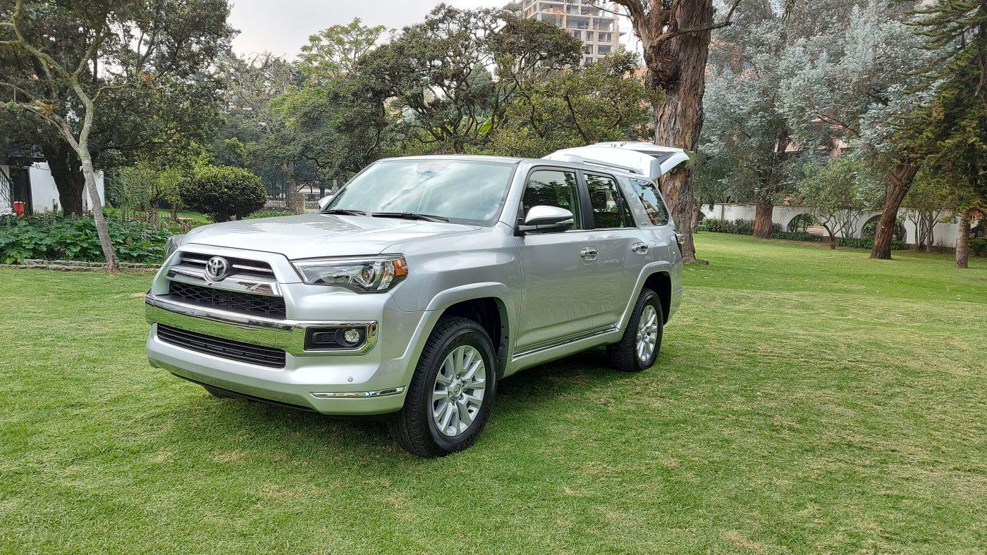 Toyota actualiza dos modelos en Colombia 3