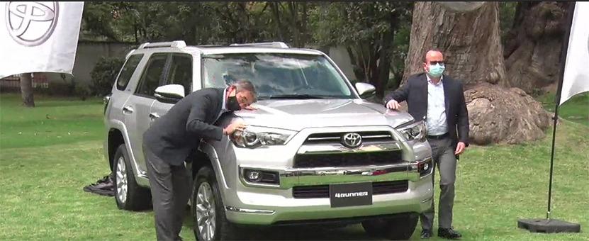 Toyota actualiza dos modelos en Colombia 2