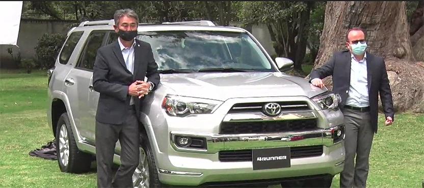 Toyota actualiza dos modelos en Colombia 4