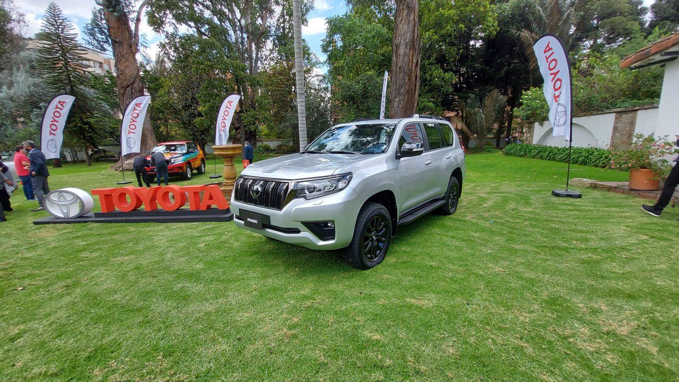 Toyota actualiza dos modelos en Colombia 5