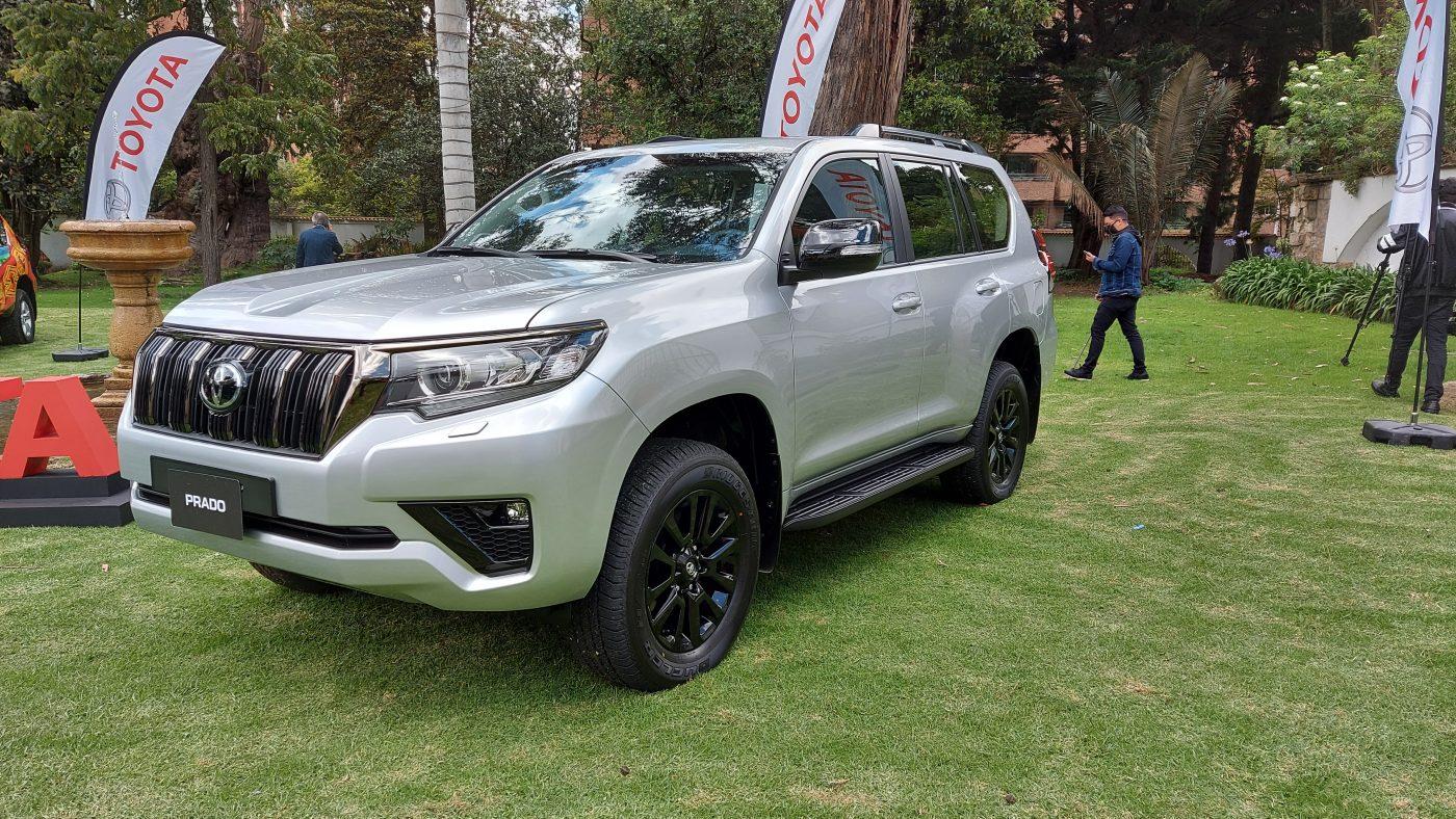 Toyota actualiza dos modelos en Colombia 1
