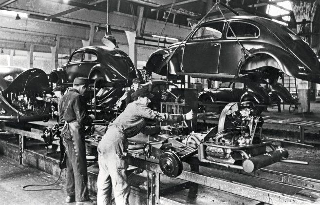 La fabricación del ´Escarabajo´ cumpliría 75 años 4