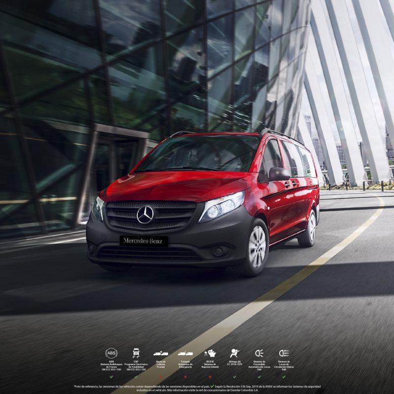 Llega la VitoWeek de Mercedes-Benz 1