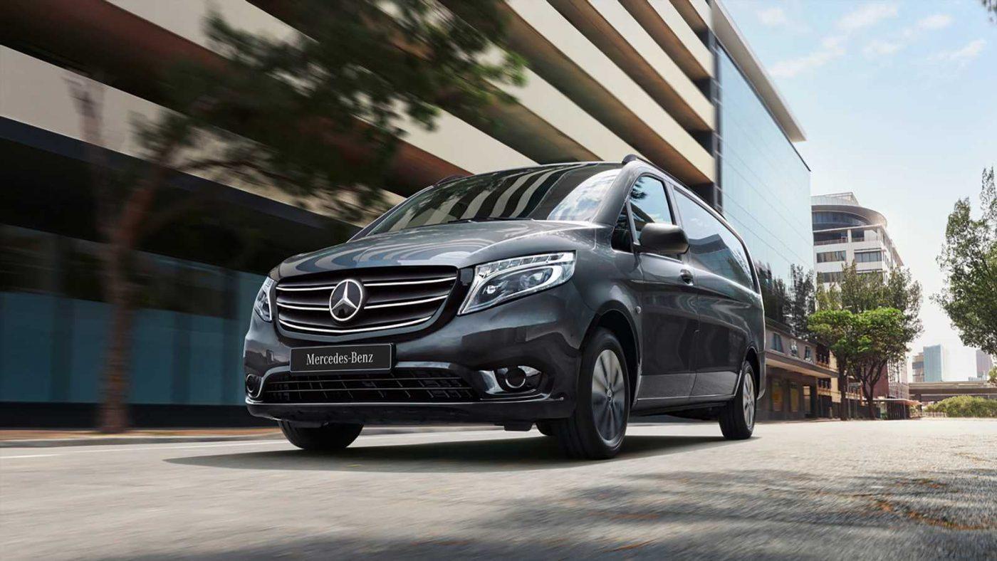 Llega la VitoWeek de Mercedes-Benz 4