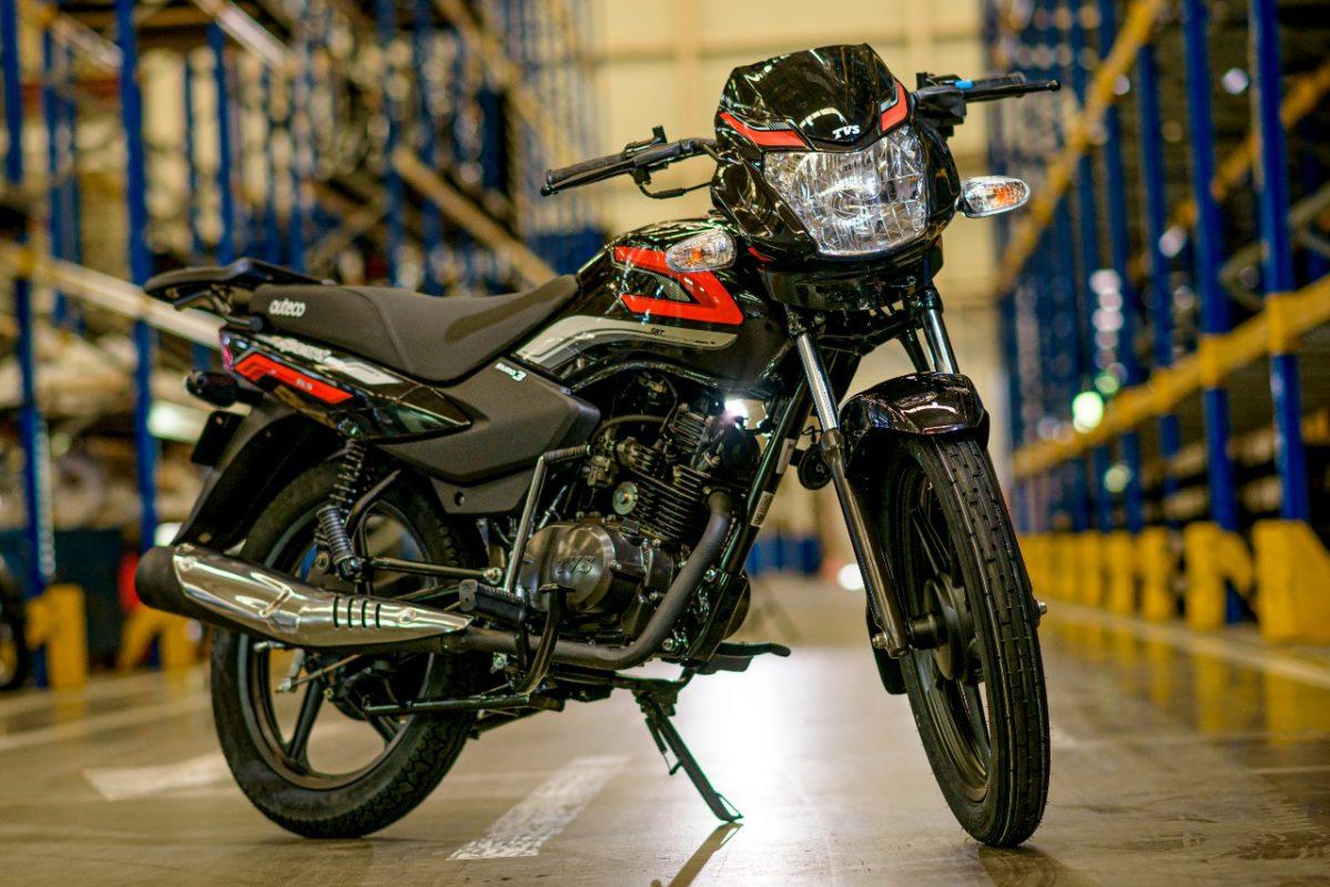 Auteco inicia ensamble de motos TVS en Colombia 2
