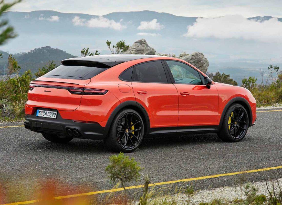 Cayenne, la salvación de Porsche 7