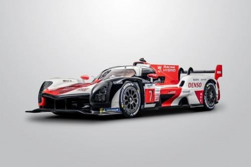 Toyota Gazoo Racing presenta su Le Mans Hypercar 2021 1