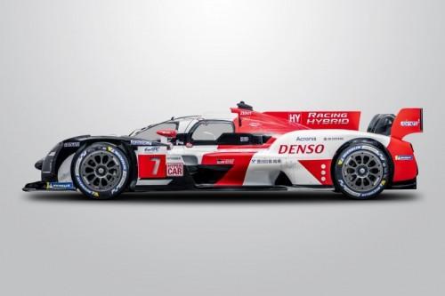 Toyota Gazoo Racing presenta su Le Mans Hypercar 2021 2