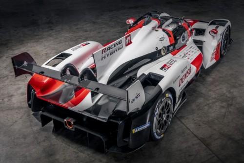Toyota Gazoo Racing presenta su Le Mans Hypercar 2021 3