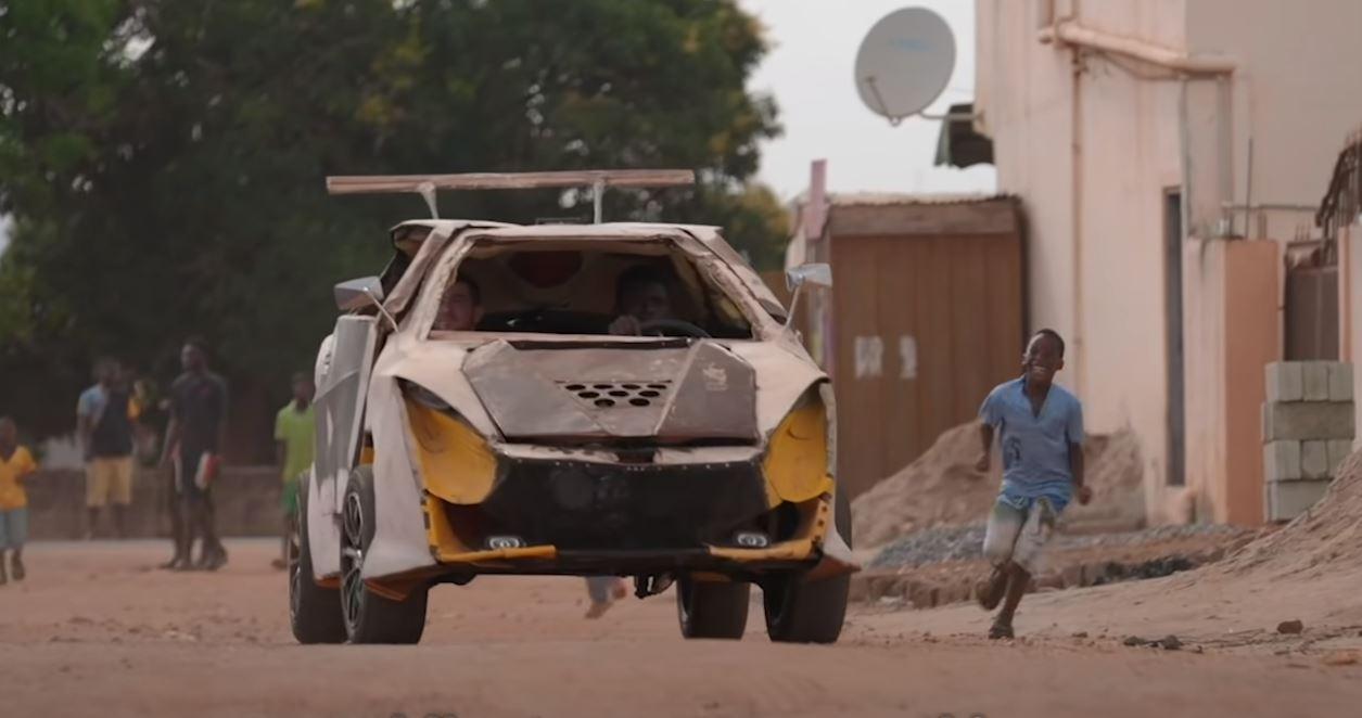 De Ghana viene el Kelvinsuik 2