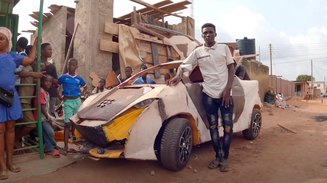 De Ghana viene el Kelvinsuik 1