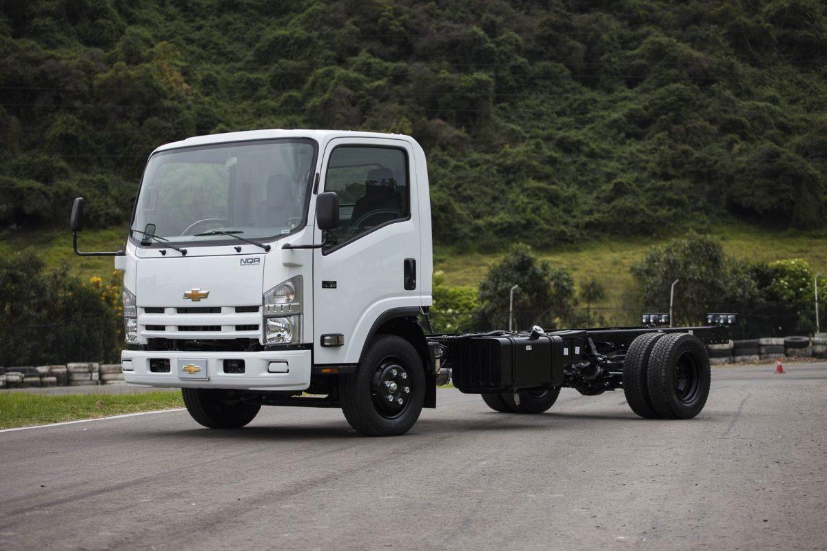 Chevrolet califica de ´positivo´ su balance en Colombia 3