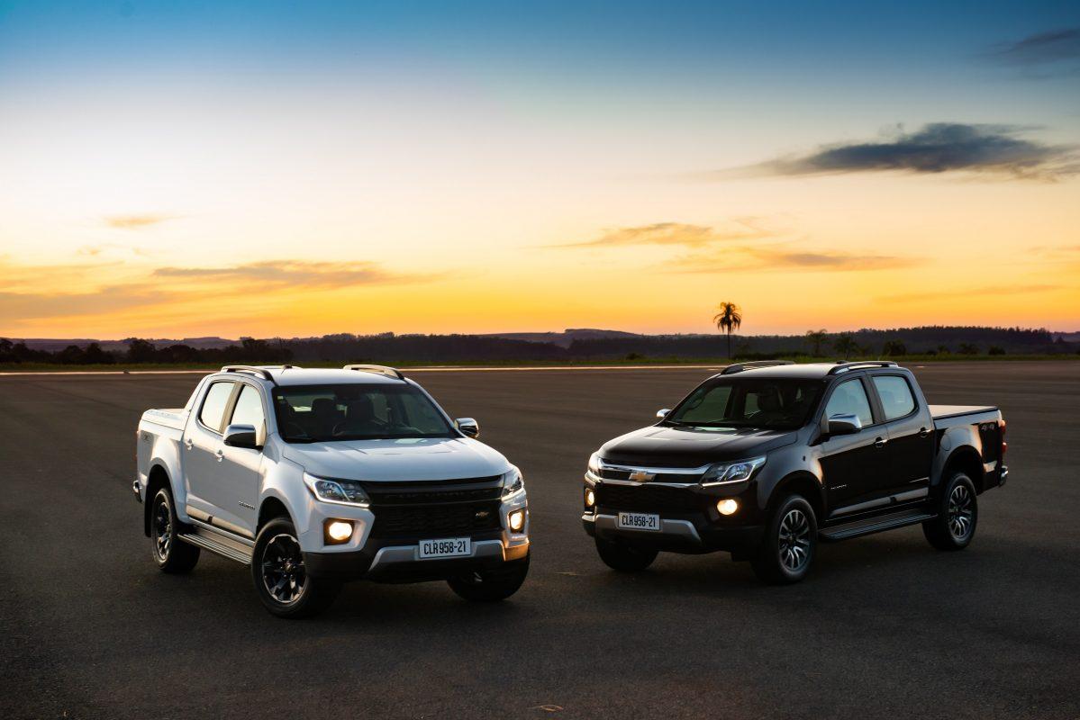 Chevrolet califica de ´positivo´ su balance en Colombia 1
