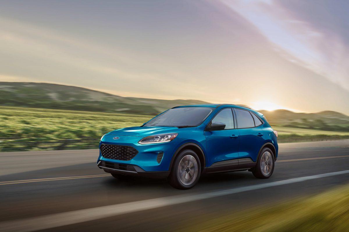 Ford Colombia lideró la venta de SUV híbridas en 2020 1