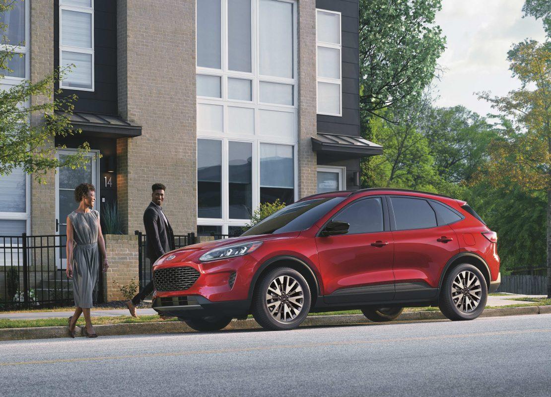 Ford Colombia lideró la venta de SUV híbridas en 2020 2