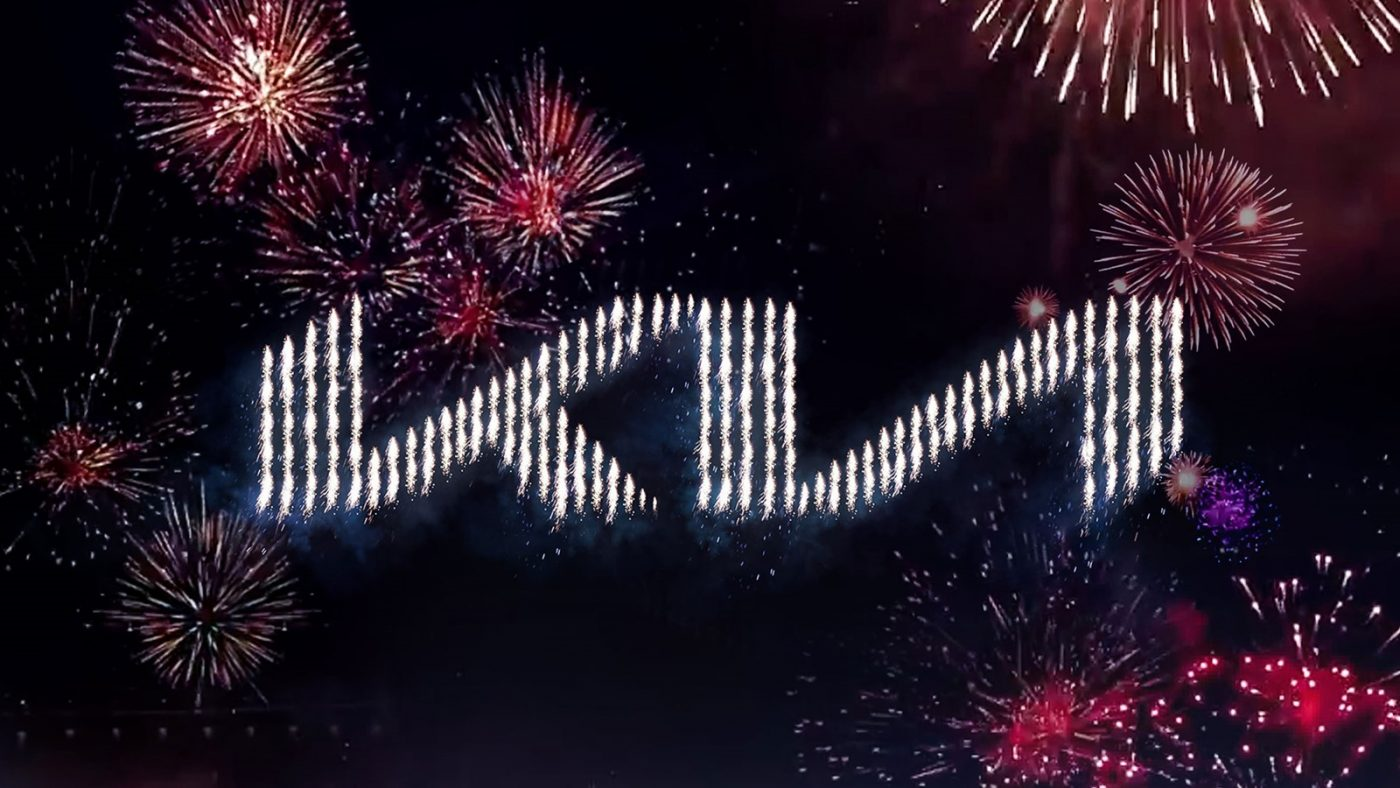 Kia estrena logo y Guinness record 1