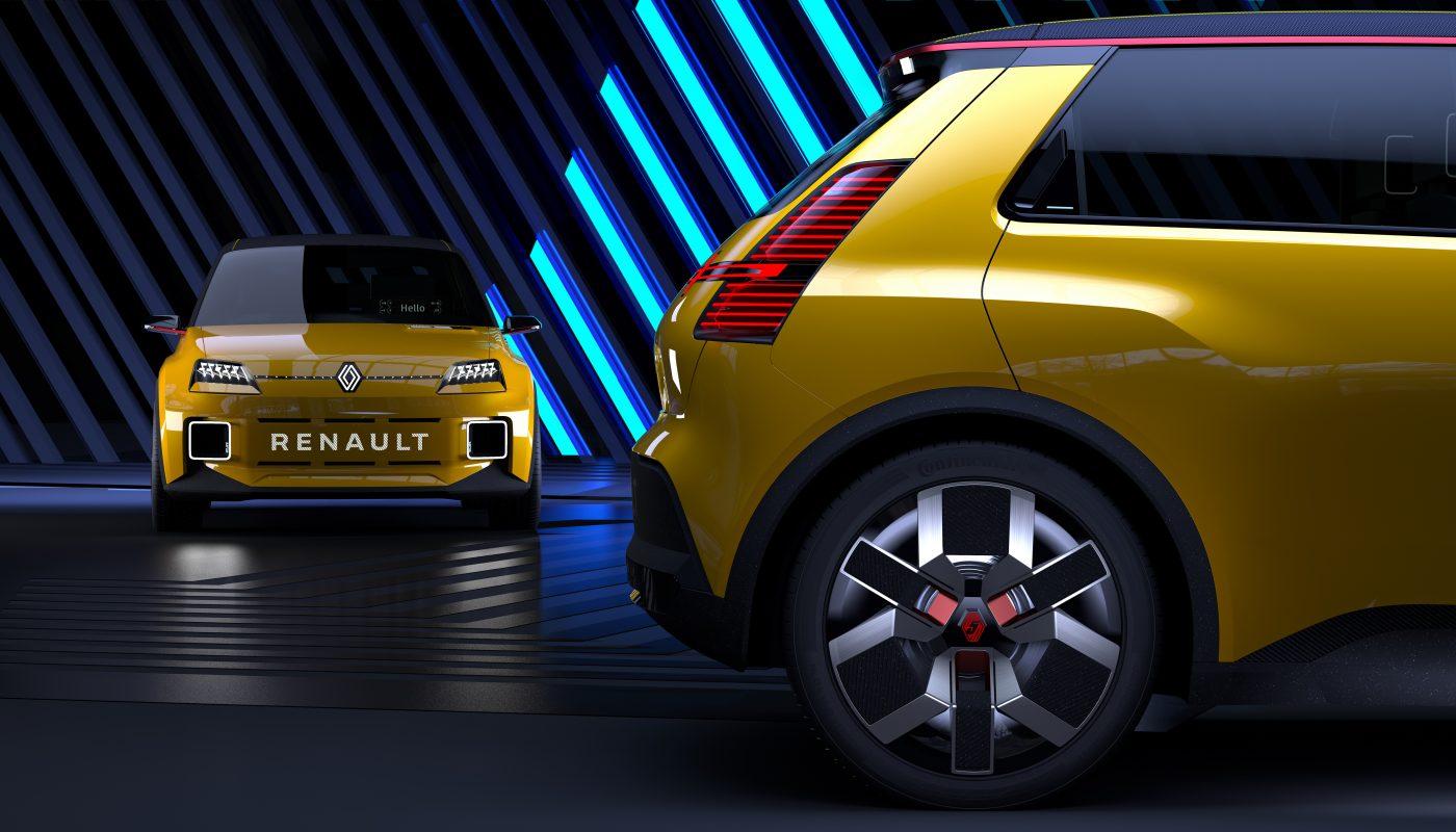El renacimiento del Renault 5 4