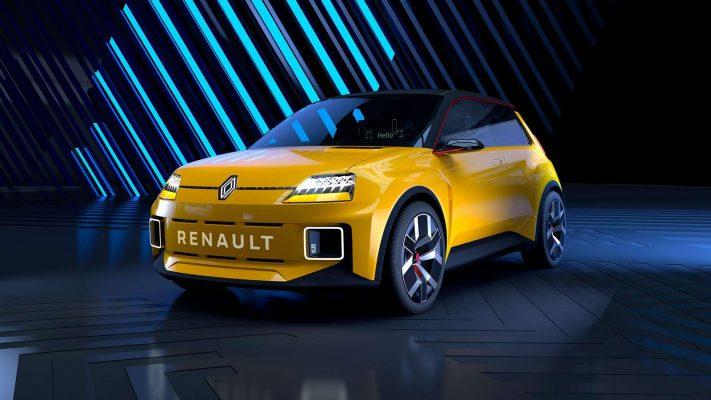 El renacimiento del Renault 5 20