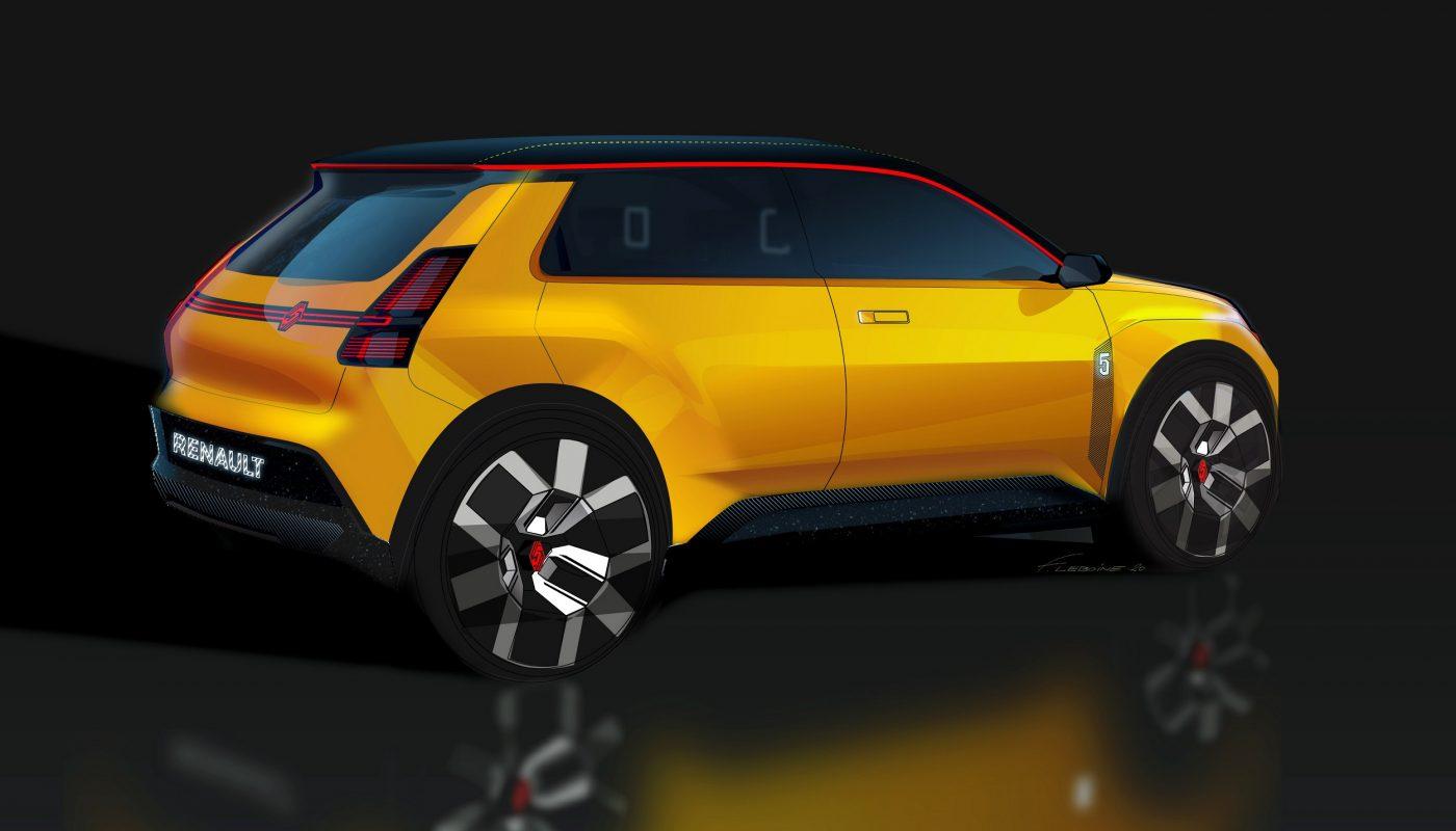 El renacimiento del Renault 5 2