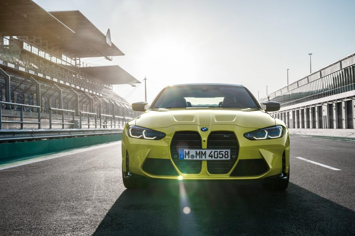 BMW para Colombia