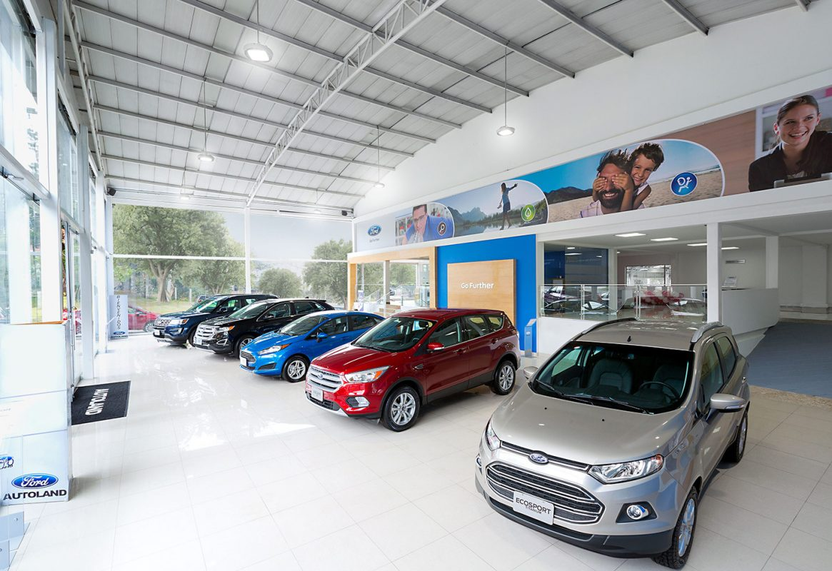 Ford y Google