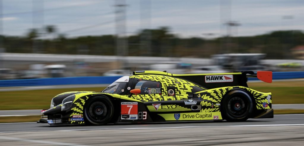 Top 5 de Montoya en las 24 Horas de Daytona 1