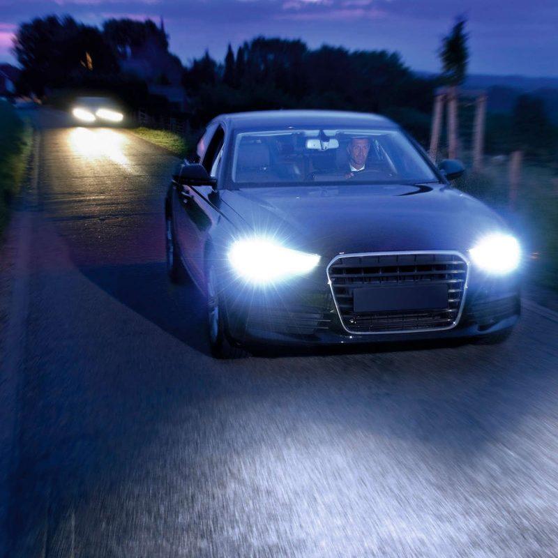 Iluminación automotriz