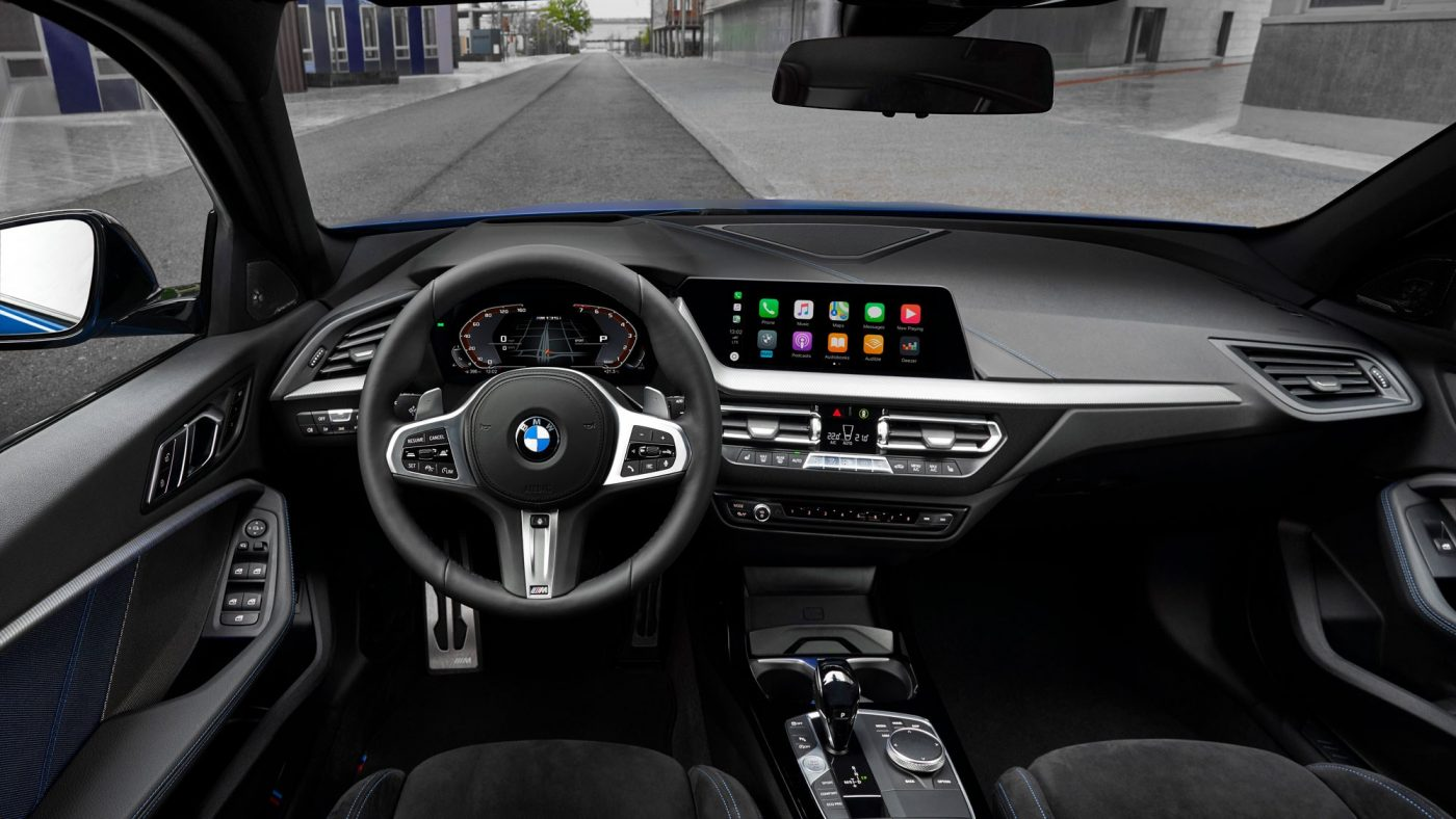 Ya está en Colombia el BMW 128ti 3