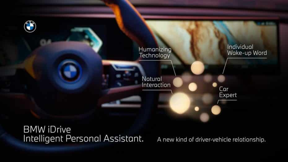 BMW Operation System