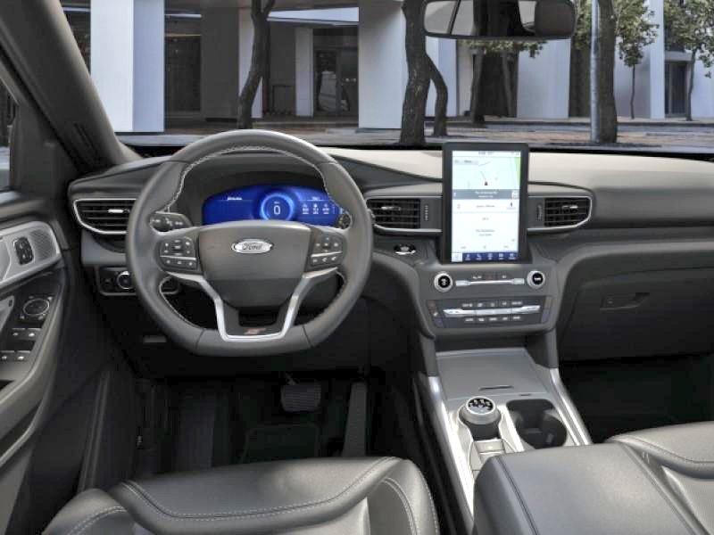 Ford Explorer ST