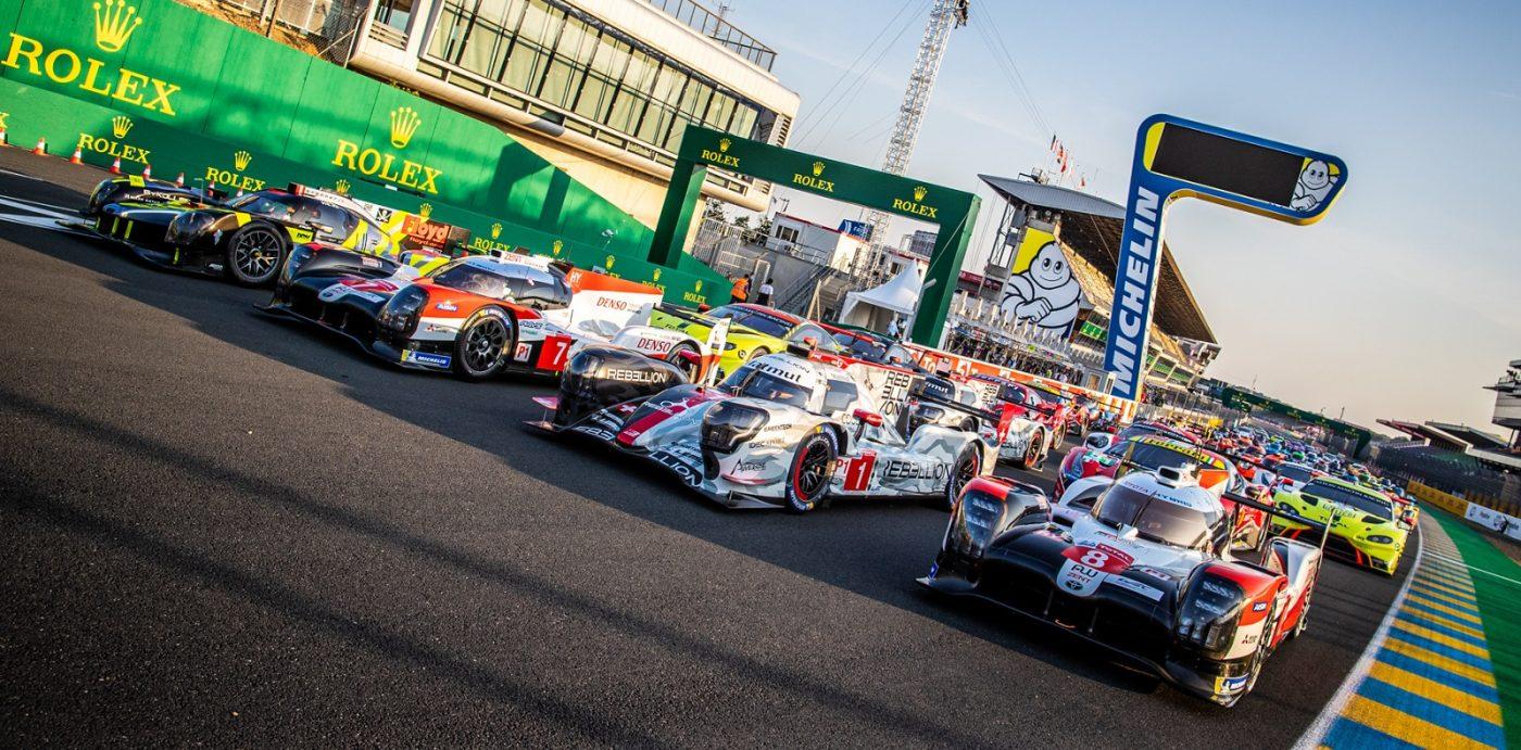 Aplazadas las 24 Horas de Le Mans 2
